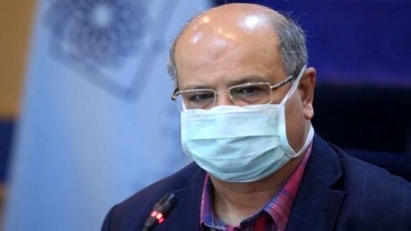آمار بستری های کرونایی در تهران ۷.۹ درصد افزایش داشته است