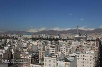 کیفیت هوای تهران در 8 اسفند 97 سالم است