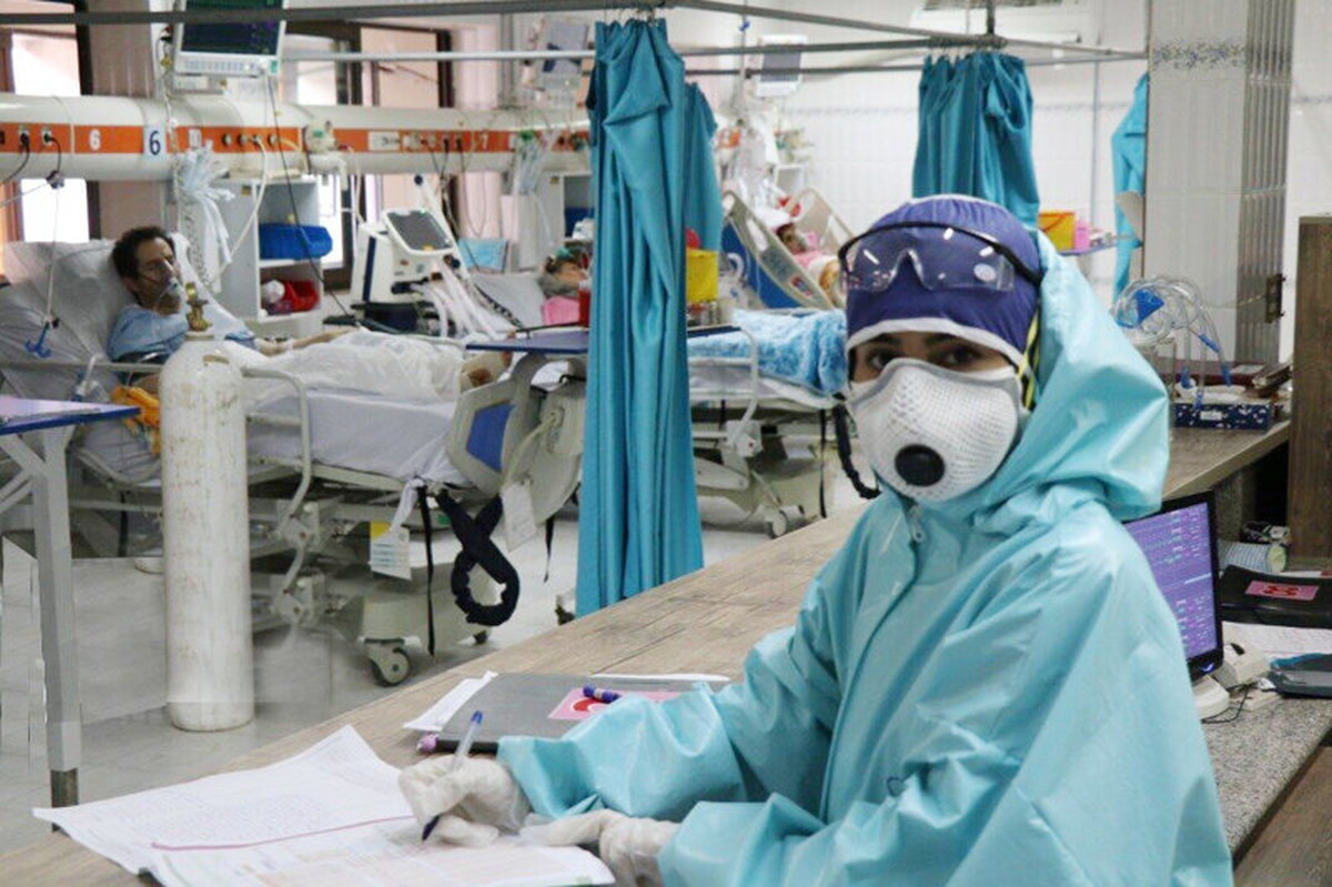 جدیدترین آمار کرونا در کشور تا ظهر ۲۲ اردیبهشت/ ۵۵۰۱ تن در وضعیت شدید بیماری