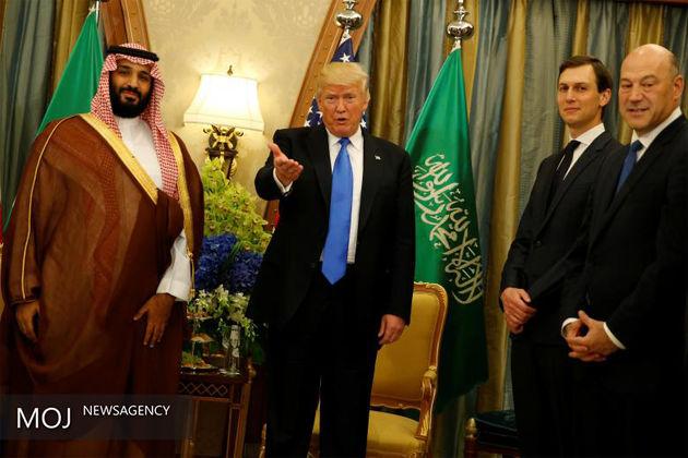 گاف های رئیس جمهور ترامپ