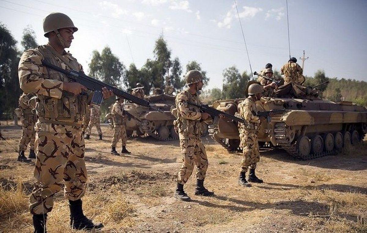 رزمایش ارتش در شمال غرب کشور آغاز شد