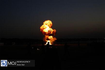 رزم نمایش عملیات والفجر ۸