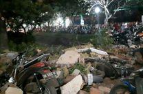 تلفات زمین لرزه اندونزی به 91 نفر رسید