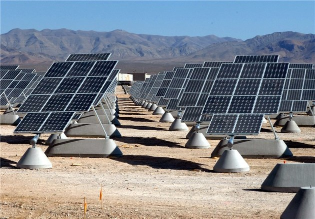 بزرگترین نیروگاه انرژی خورشیدی جهان در ایران ساخته می شود