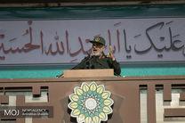 ملت ایران هرگز از قدرتی شکست نمی خورد/ دشمنان ما ناامید هستند