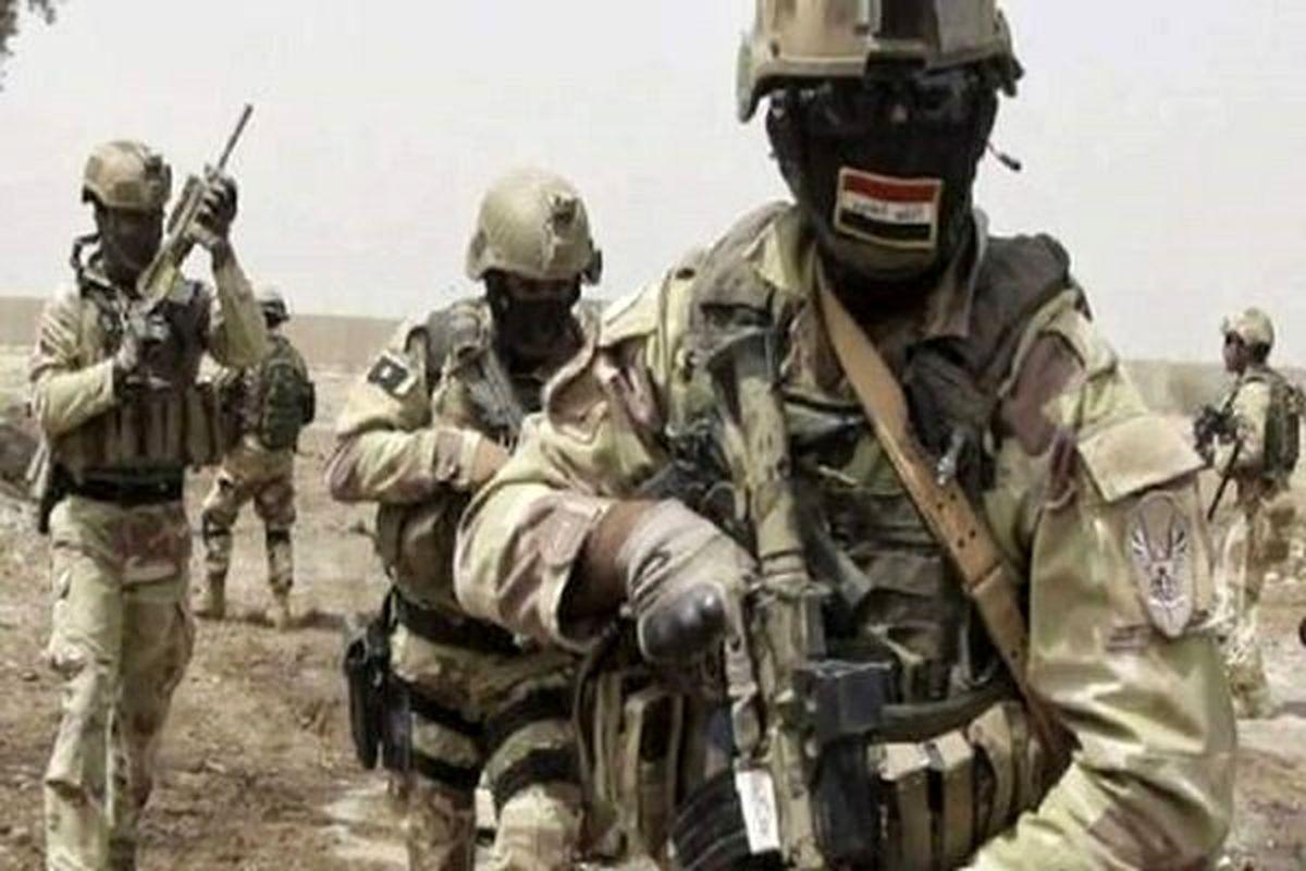 انهدام دو شبکه تروریستی خطرناک در استانهای الانبار و کرکوک