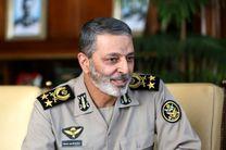 سرلشکر موسوی از سازمان عقیدتی سیاسی ارتش تقدیر کرد