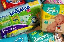 توقف توزیع پوشک در برخی فروشگاه های زنجیره ای تهران/ پاک کردن قیمت پوشک تخلف محض است