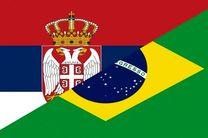 ساعت بازی صربستان و برزیل در جام جهانی