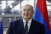 رئیسجمهور ارمنستان خواستار انتخابات زودهنگام شد