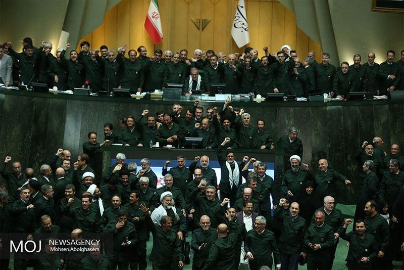 فراکسیون پیگیری سیاست های اجرایی گام دوم انقلاب در مجلس تشکیل شد