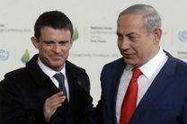 جاسوسی از نخست وزیر فرانسه در جریان سفر به فلسطین اشغالی