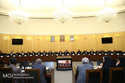 جلسه فراکسیون دیپلماسی مجلس با حضور وزیر امور خارجه