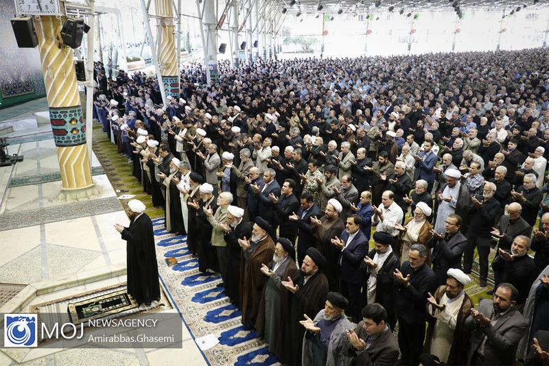 تغییر مکان برگزاری نماز جمعه تهران از اول آذر