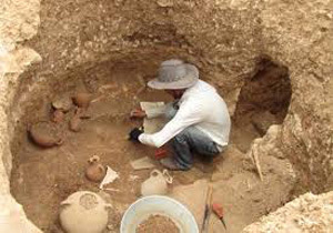 کشف گورستان اسلامی یکی از مهمترین کشفیات وستمین در حوزه باستان شناسی است