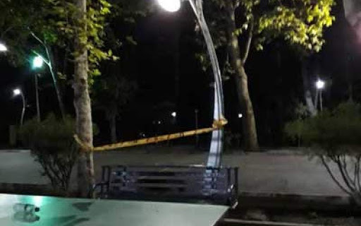 مرگ نوجوان 14 ساله و سکوت مدیریت شهری!!/ دراوج کرونا شهروندان در فضای سبز هم امنیت ندارند