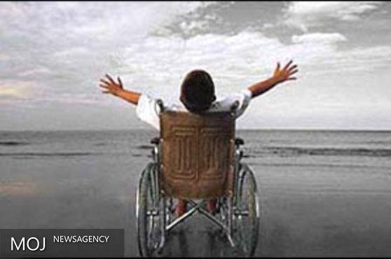 کمک مالی فرماندار ثلاثباباجانی به معلولین تحت پوشش بهزیستی