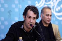 هاتف علیمردانی در سکوت خبری برای ادامه فیلمبرداری عازم آمریکا شده است