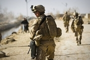 انگلیس نیروهای خود را از افغانستان خارج می کند