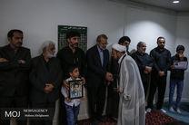 مراسم چهلم شهدای ترور در مجلس برگزار شد