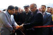 افتتاح فاز دوم گازرسانی به شهرک صنعتی گلپایگان