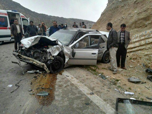 وقوع۶۰ درصد تصادفات جادهای در محدوده ۳۰ کیلومتری شهرها