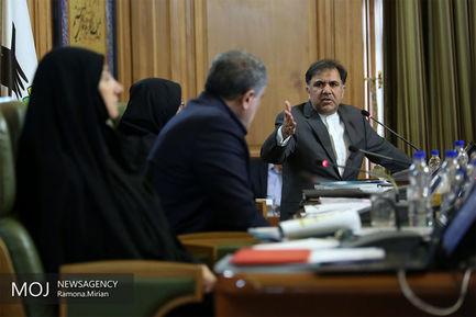 جلسه+شورای+شهر+تهران+با+حضور+وزیر+راه+و+شهرسازی (1)