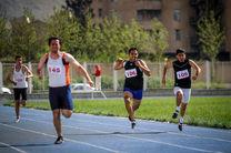 افتتاح رقابتهای قهرمانی کشور دوومیدانی جانبازان و معلولان