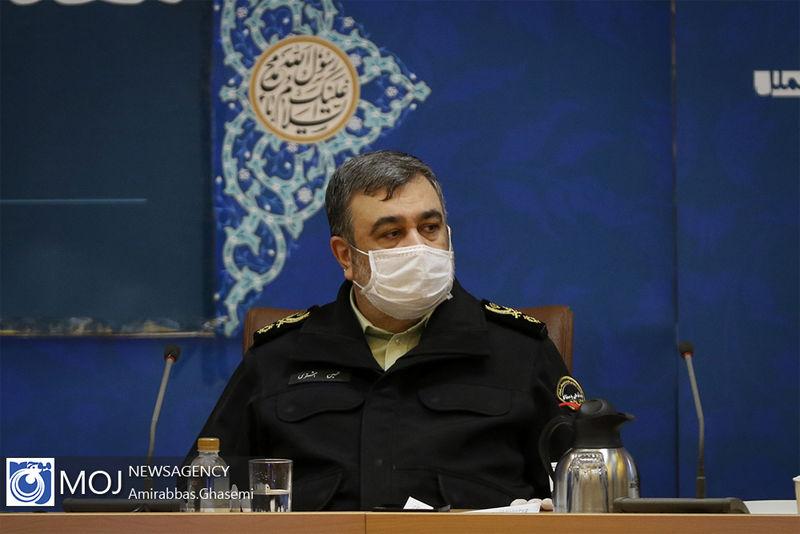 پیام تبریک فرمانده ناجا به مناسبت فرارسیدن هفته قوه قضائیه