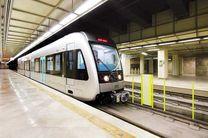 ۱۵ واگن خط دو قطار شهری وارد مشهد شد