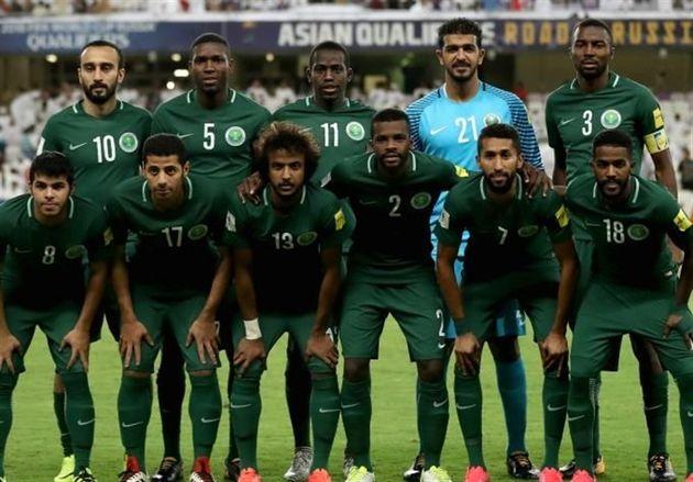 ترکیب تیم عربستان برابر روسیه اعلام شد