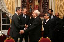 ظریف در دیدار با مقامات فرانسوی چه گفت