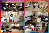 آموزش کاهش استرس ناشی از کرونا در اداره کل حفاظت محیط زیست استان اصفهان