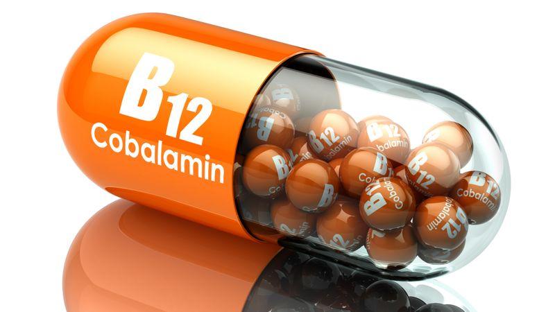 خواص ویتامین B12/ تاثیر ویتامین B12 به عملکرد مطلوب اعصاب