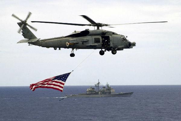 چهارمین سانحه نیروی هوایی آمریکا در کمتر از یک ماه