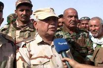 بسیج مردمی عراق یک گذرگاه مرزی با سوریه را آزاد کرد