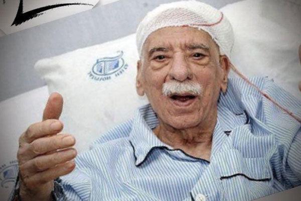 عطاء الله بهمنش درگذشت