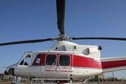 امدادرسانی هوایی به روستاهای سیل زده تمبک بالا و پایین در میناب