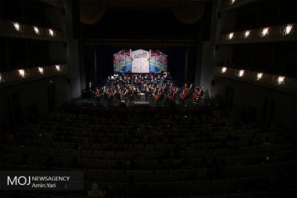 اولین روز سی و چهارمین جشنواره موسیقی فجر
