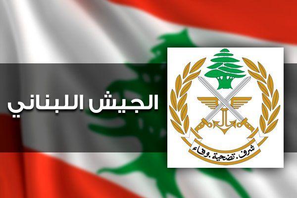 بازداشت تروریست های مرتبط با داعش توسط ارتش لبنان