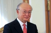 آمانو زنگ خطر درباره برنامه هستهای کرهشمالی را به صدا درآورد