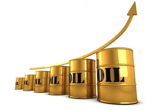 قیمت نفت  به ۶۳.۶۴ دلار در هر بشکه رسید