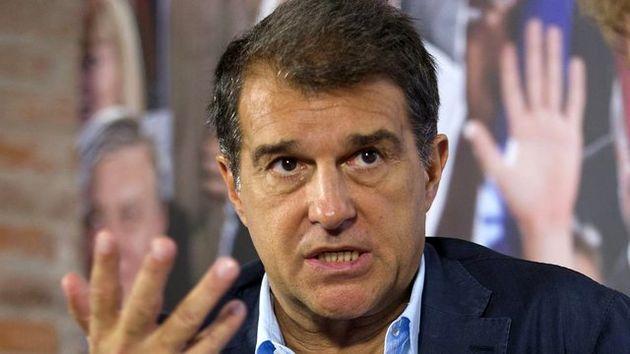 لاپورتا: مربی آینده بارسلونا باید شخصیتی جهانی داشته باشد