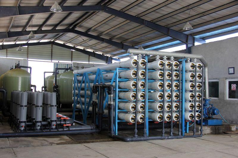 اختصاص اعتبار برای تکمیل آب شیرین کن سیریک