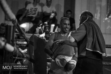 مسابقات بوکس جام رمضان