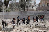 450 تروریست داعش در بخش قدیمی محاصره هستند