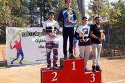 اصفهان قهرمان تنیس کشور شد