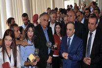 بازدید نخست وزیر سوریه از حمص