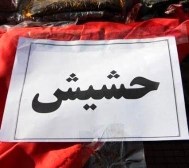 دستگیری یک سوداگر مرگ در اردستان / کشف 30 کیلو حشیش