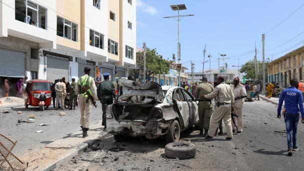 Bomb explosion in Somali left 3 killed and 11 injured